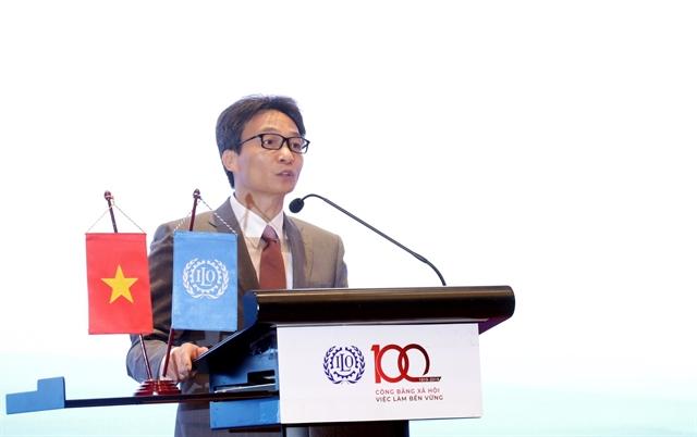 Việt Nam ILO co-operatefor decent work