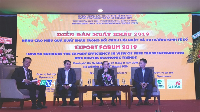HCM City seeks to take promotion path to increase exports