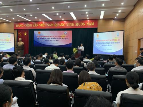 EVFTA brings many benefits for protecting intellectual property rights in VN