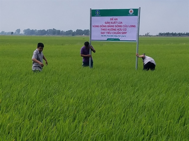 Việt Nam to promote exports of organic fertiliser