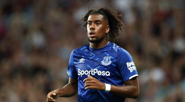 Iwobi fires Everton into League Cup third round Burnley knocked out