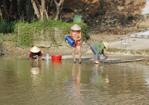 Quảng Bình struggles with water shortage