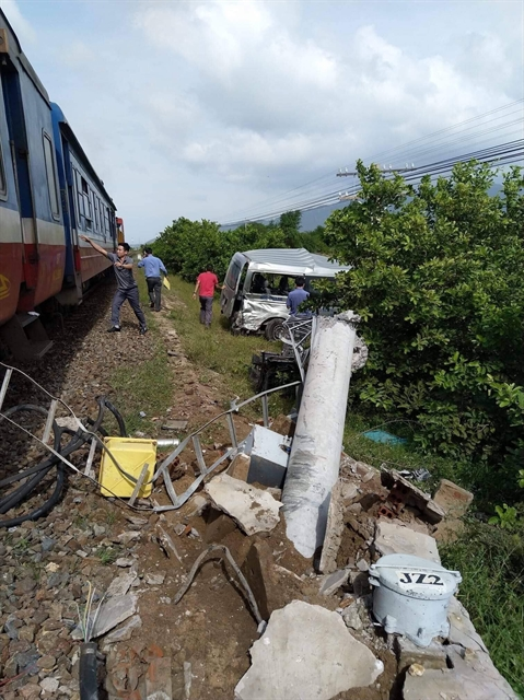 VNR proposed measures to prevent rail accidents after a bloody July