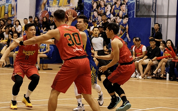 Saigon Heat makes it to the VBA final for the first time