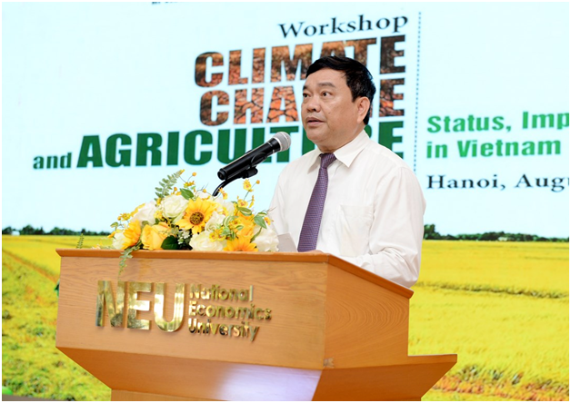 Climate change workshop opens in Hà Nội