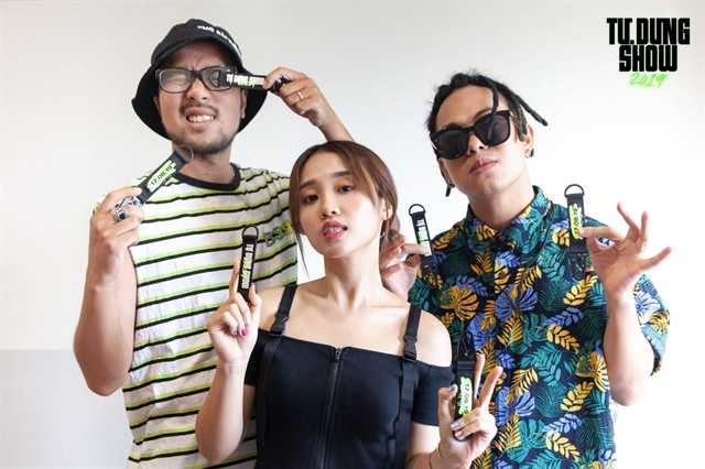 Underground Lộn Xộn Band to host show of firsts