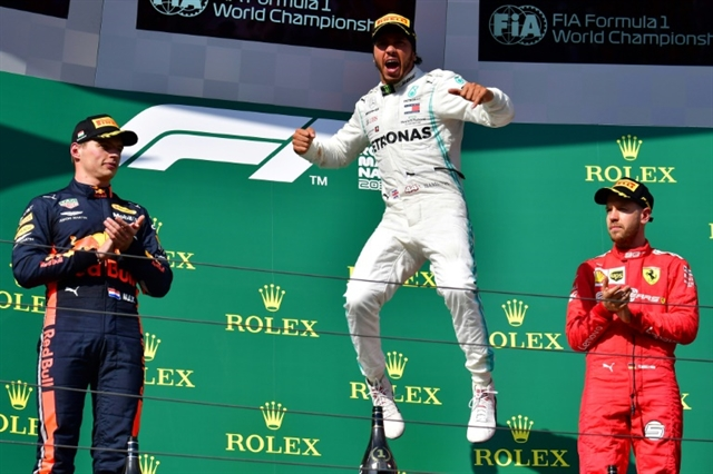 What a drive: Hamilton denies Verstappen in thrilling Hungarian Grand Prix