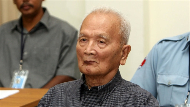 Khmer Rouge brother number two Nuon Chea dies: Cambodia court