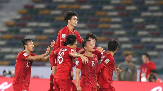 Tickets for VNs World Cup qualifier against Thailand to go on sale