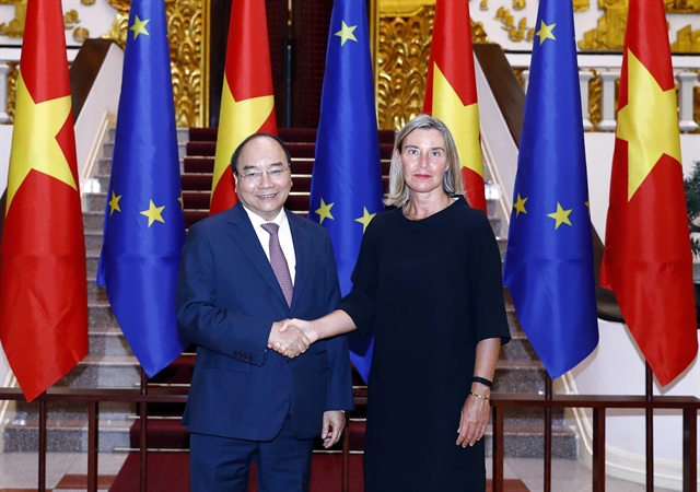 VN wants relations with EU to continue growing: PM