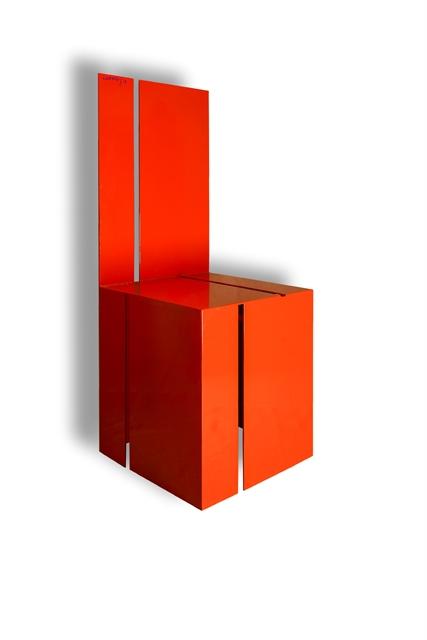 Minimalist design showcased at art exhibition
