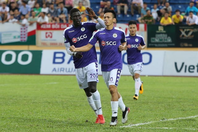 Sơn hopes Bình Dương can overcome first leg result to beatHà Nội in AFC final