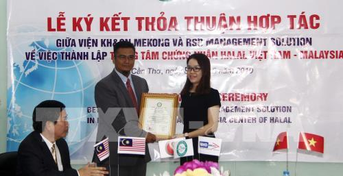 Singaporean Malaysian firms seekbusinessopportunities in Cần Thơ