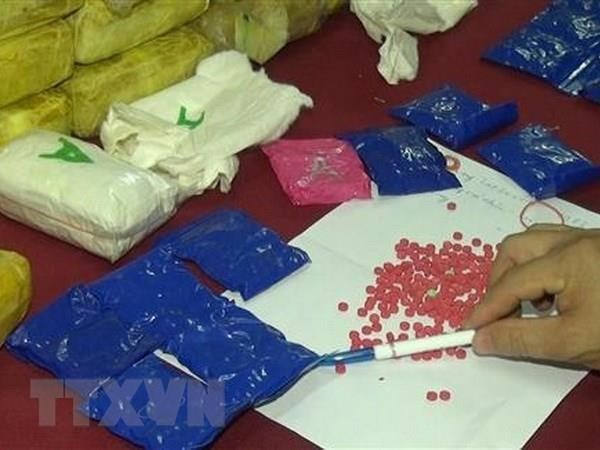 Lai Châu police bust over 150 drug cases