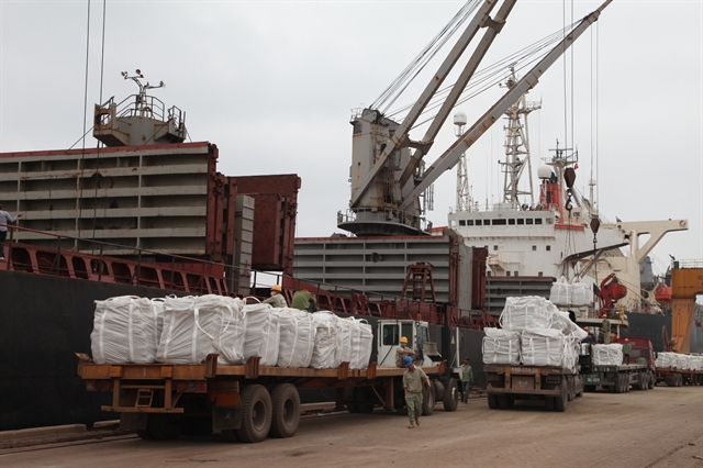 ​​​​​​Cement clinker exports on track to reach yearly target