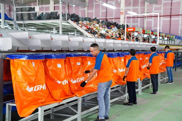 GHN launches new fully automated good sorting system in Hà Nội