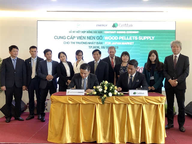 VN company to supply wood pellets destined for Japan