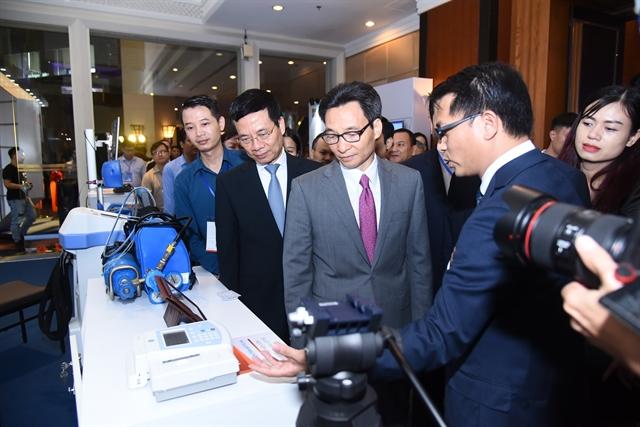 ICT Summit talks digital transformation in Việt Nam