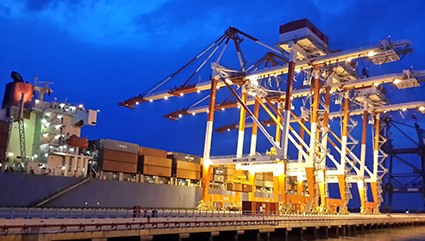 VN-Index makes progress on purchase power