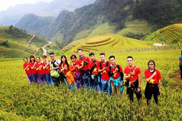 Mù Cang Chải District enchants tourists