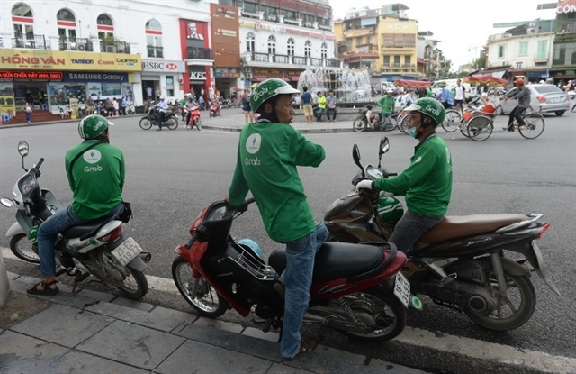 Grab drivers want to put the brakes on tax