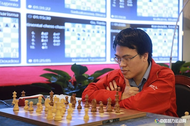 Vietnamese GM Liêm Sơn to compete at World Cup