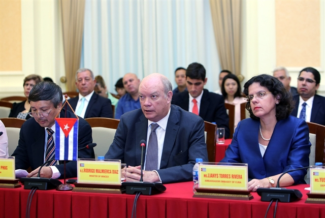Việt Nam values ties with Cuba: Minister