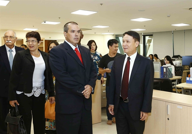 Vietnamese Cuban news agencies seek stronger partnership