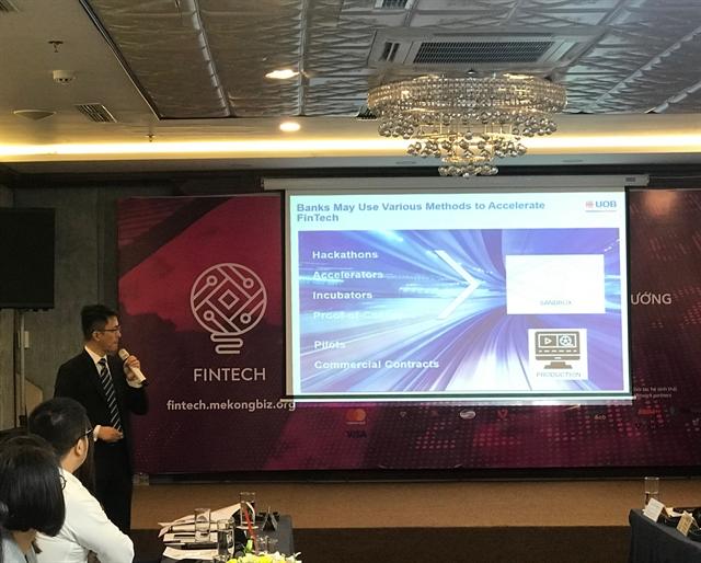 Fintech needs improved legal framework collaboration: conference