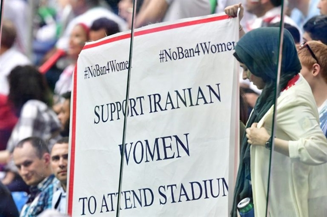 FIFA organises Iran visit to assess preparations for female fans
