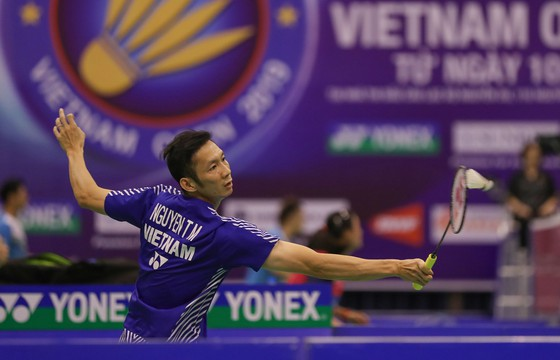 Minh makes Vietnam Open quarters