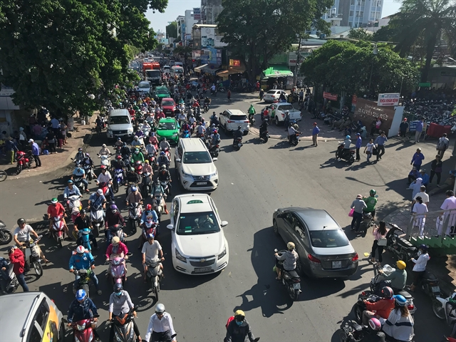 HCM City takes steps to ensure traffic safety and order