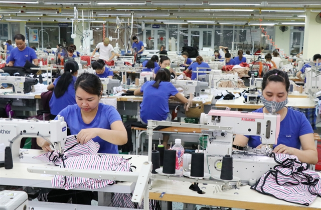 Việt Nams textile export value up almost 7% in eight months