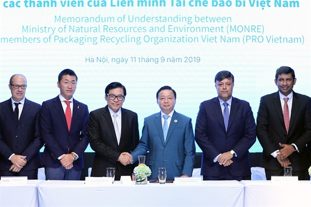 Enterprises to handle plastic waste