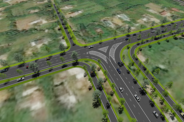 Construction of first section of eastern North-South expressway starts
