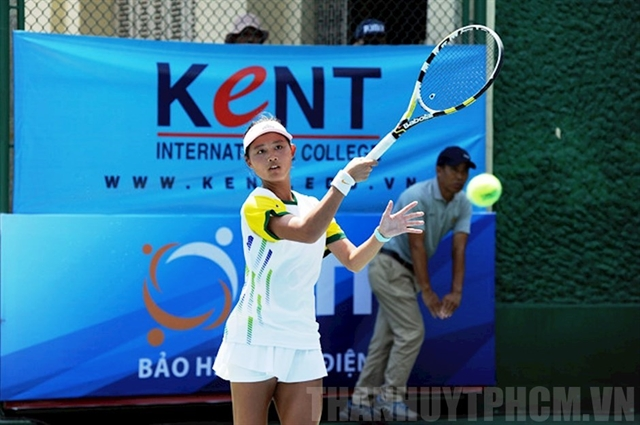 Nam and Trang win VTF Masters
