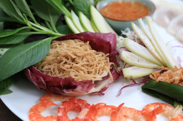 Foodwise: Cuốn đập Đà Nẵng and its Hà Nội brother are must-try dishes