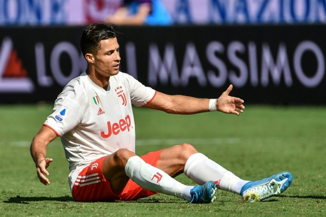 Ronaldo embarrassed by rape allegations