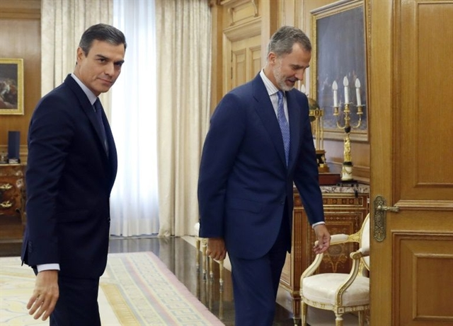 Spain to hold repeat election in November after talks fail