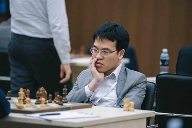 Liêm to play second tie-break in FIDE World Cup
