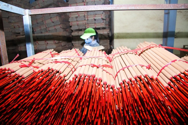 Indias import quotas harm local incense firms