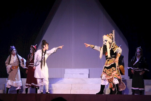 Experimental tuồng play to be staged in HCM City
