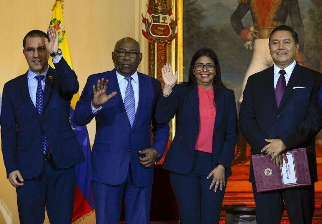 Venezuela calls on US to reopen diplomatic ties