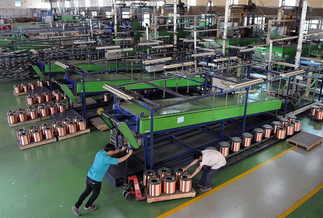 VN's growth strategy focus on market economy, technology
