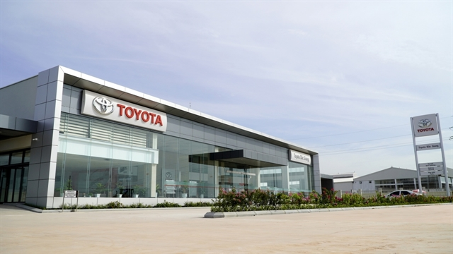 Toyota Vietnam finance firm increases its charter capital