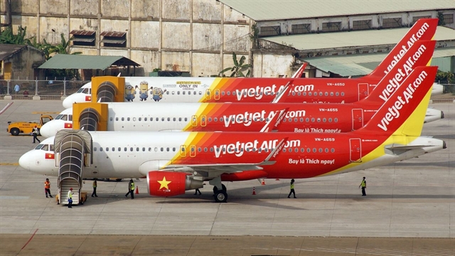 Vietjets ancillary revenue ranks among the world top 12