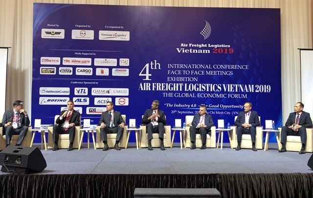 VN air cargo market to remain in the fast lane