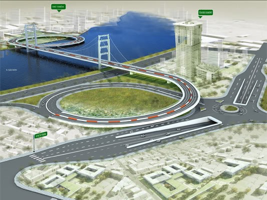 Contest seeks design forThủ Thiêm Bridge in HCMCity