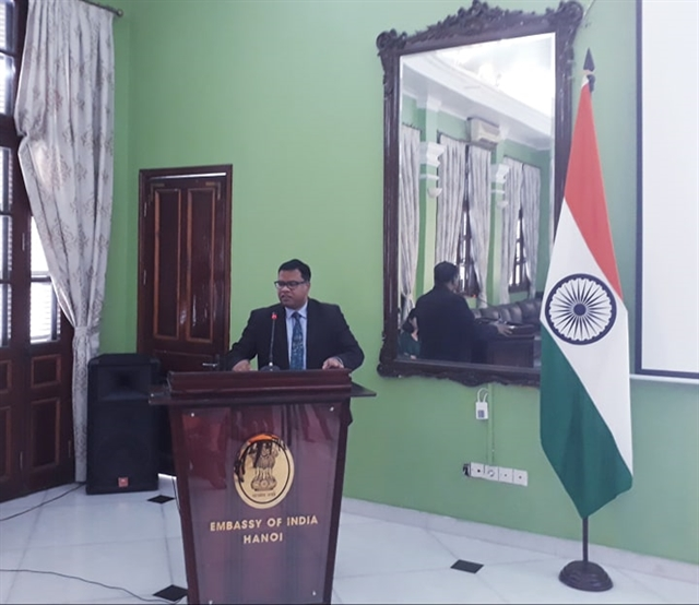 Indian Embassy to celebrate 150th birthday of late leader