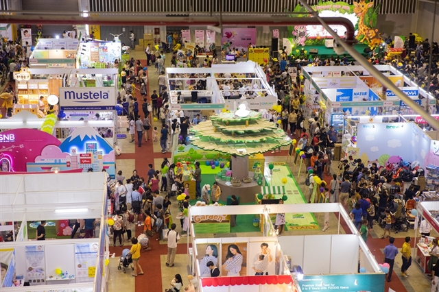 Intl exhibition of baby products to kick off